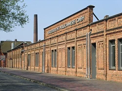 Nordwolle, Delmenhorst - Garagen