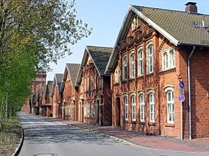 Nordwolle - Meisterhäuser