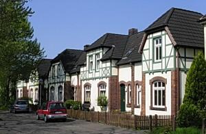 Nordwolle - Arbeiterhäuser